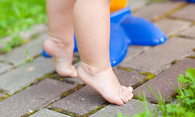 Центр здоров'я Solard - Дитина, що ходила на носочках - 21