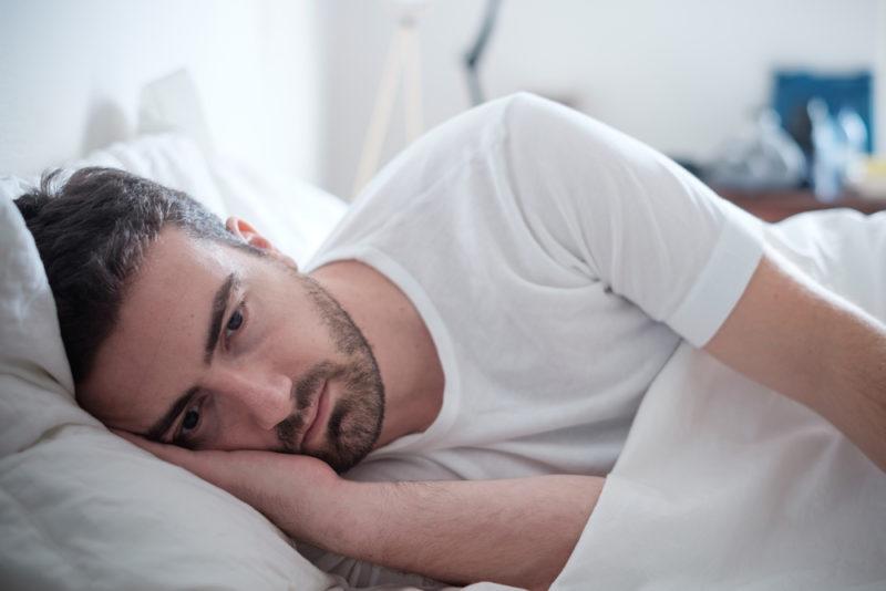 Центр здоров'я Solard - Постепенное ухудшение зрения и нарушения сна у мужчины - 47