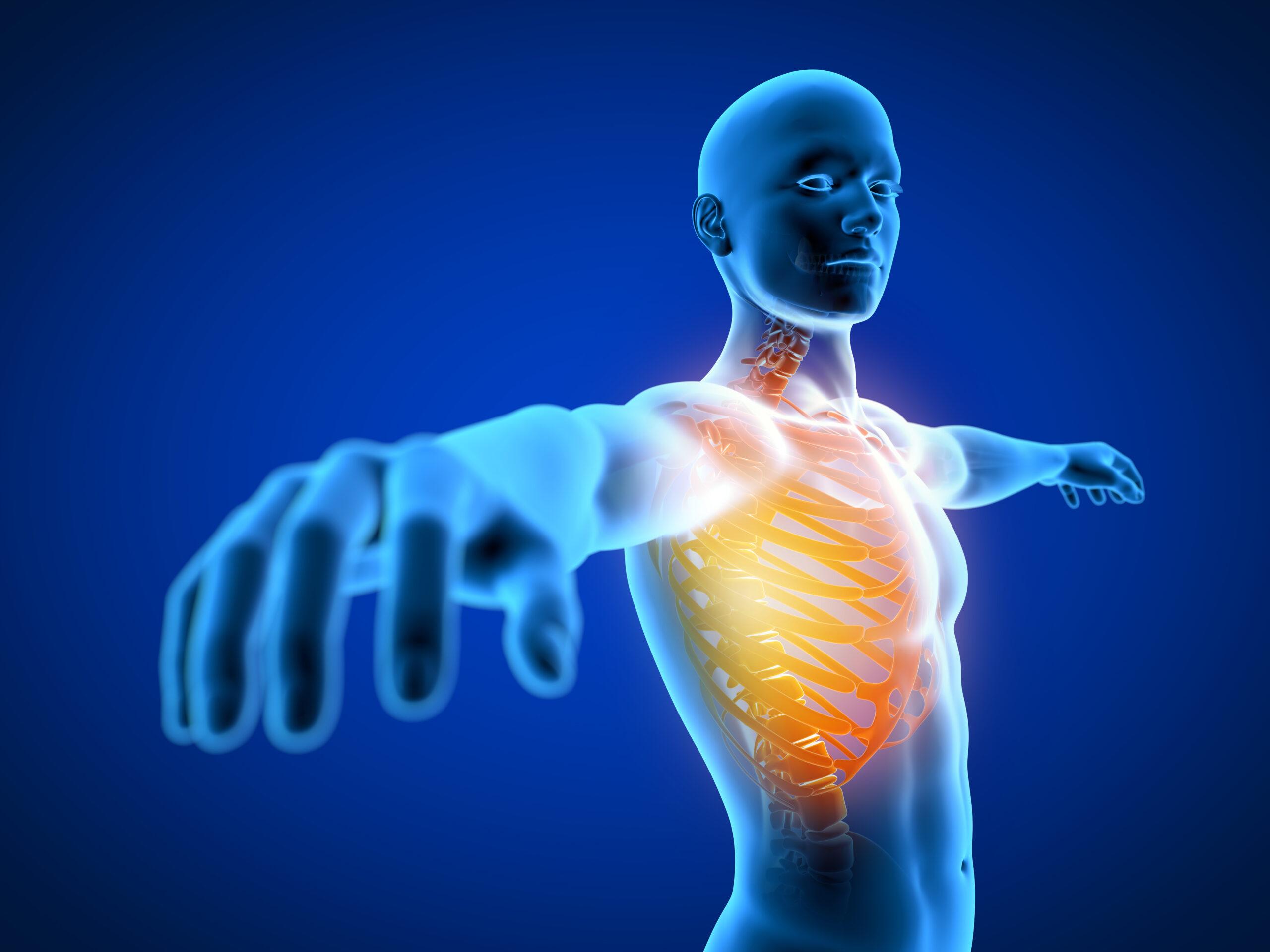 Центр здоров'я Solard - Кіфоз грудного відділу хребта - 3