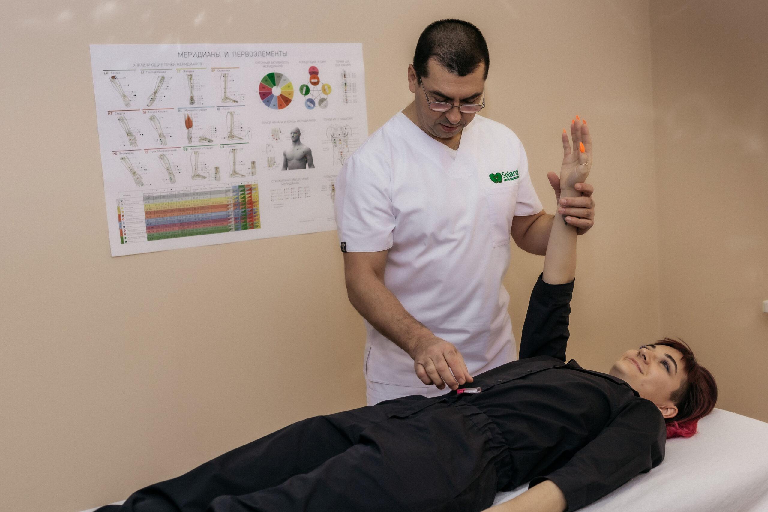 Центр здоров'я Solard - Нарушения работы мочеполовой системы - 5