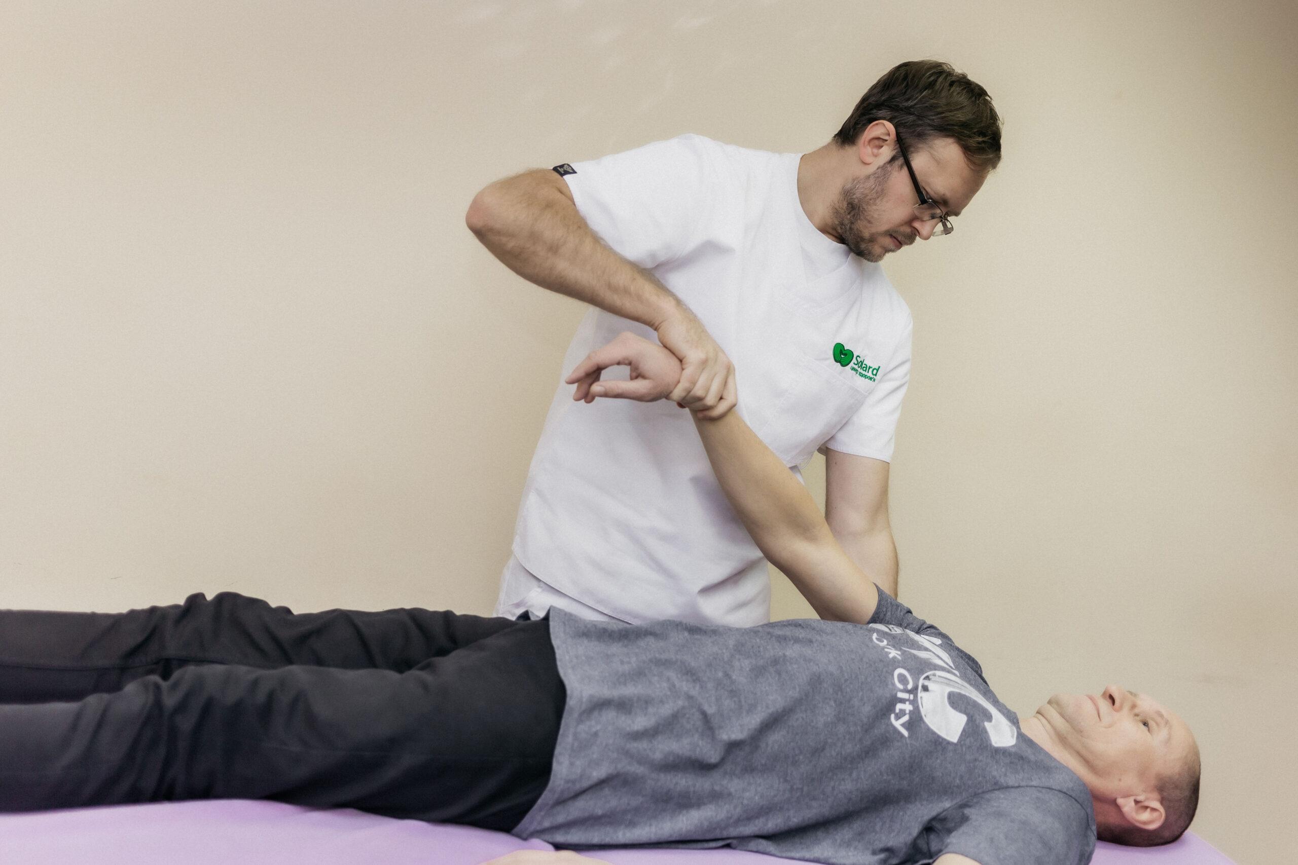 Центр здоров'я Solard - Артриты и артрозы - 11