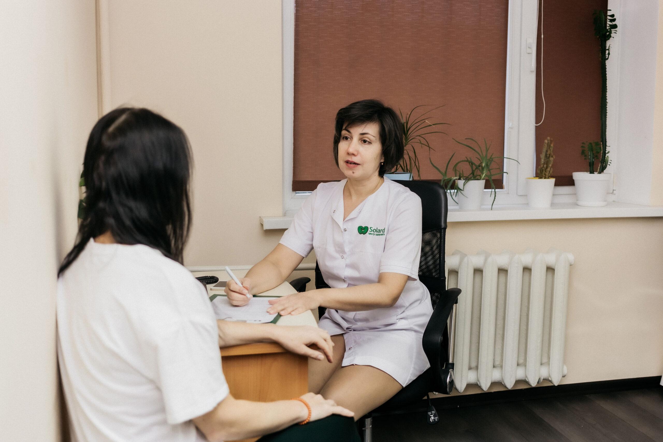 Центр здоров'я Solard - Боль в грудном отделе - 5