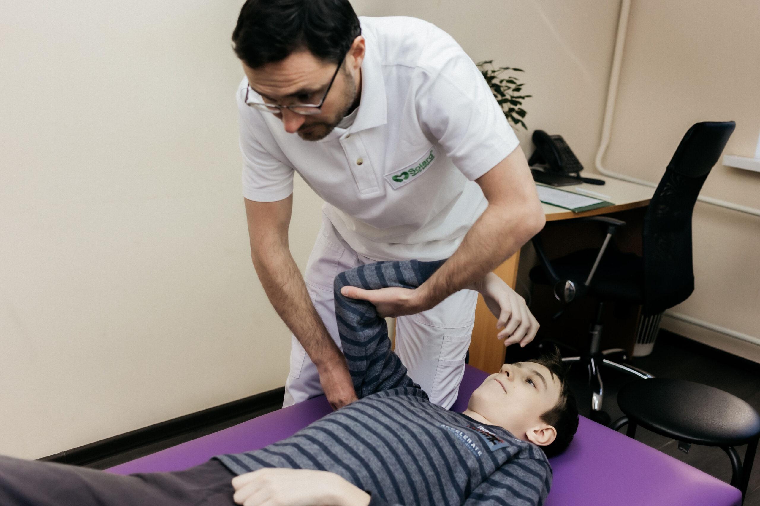 Центр здоров'я Solard - Кіфоз грудного відділу хребта - 9