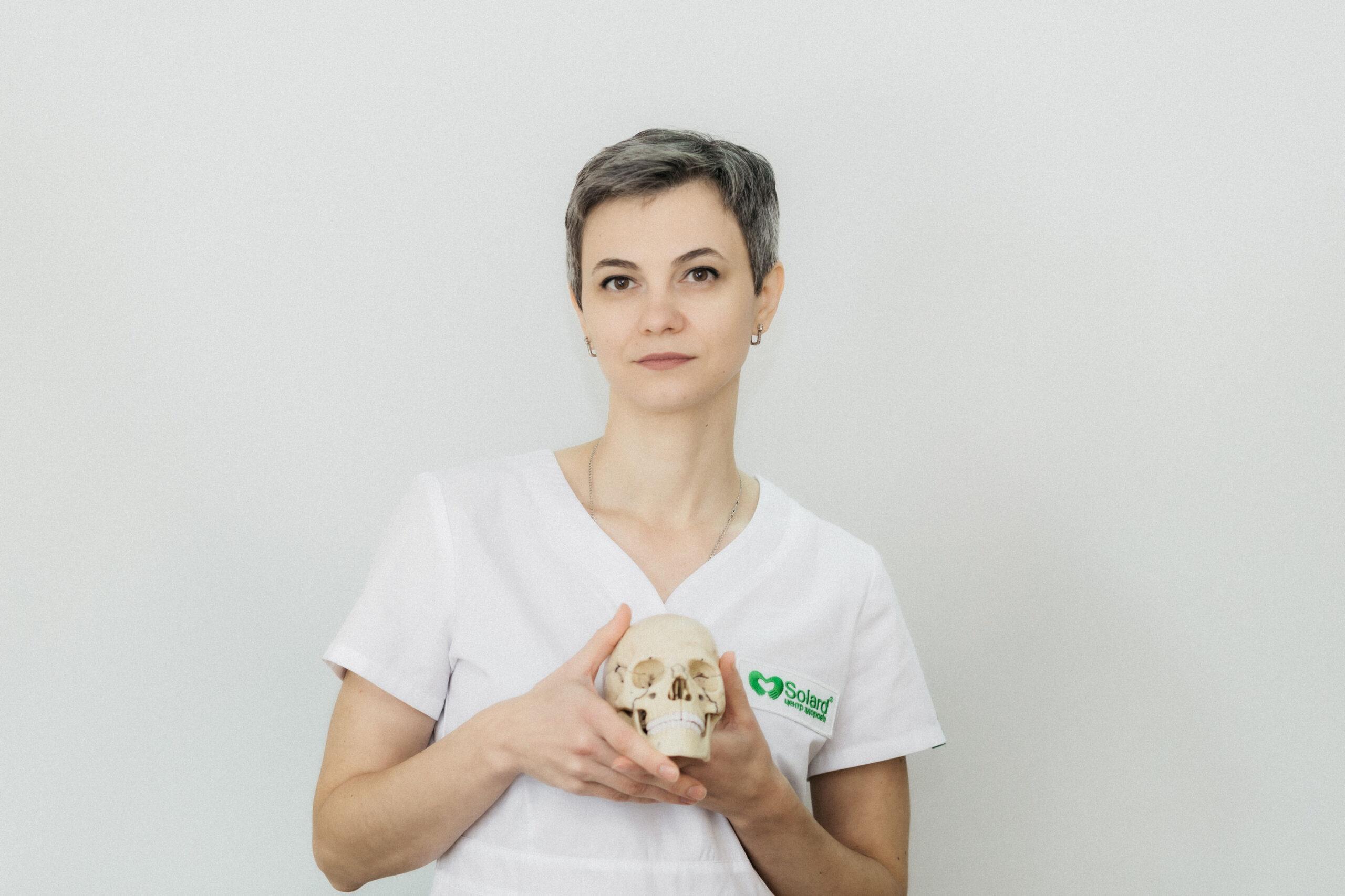 Центр здоров'я Solard - Островська Ольга Валеріївна - 1