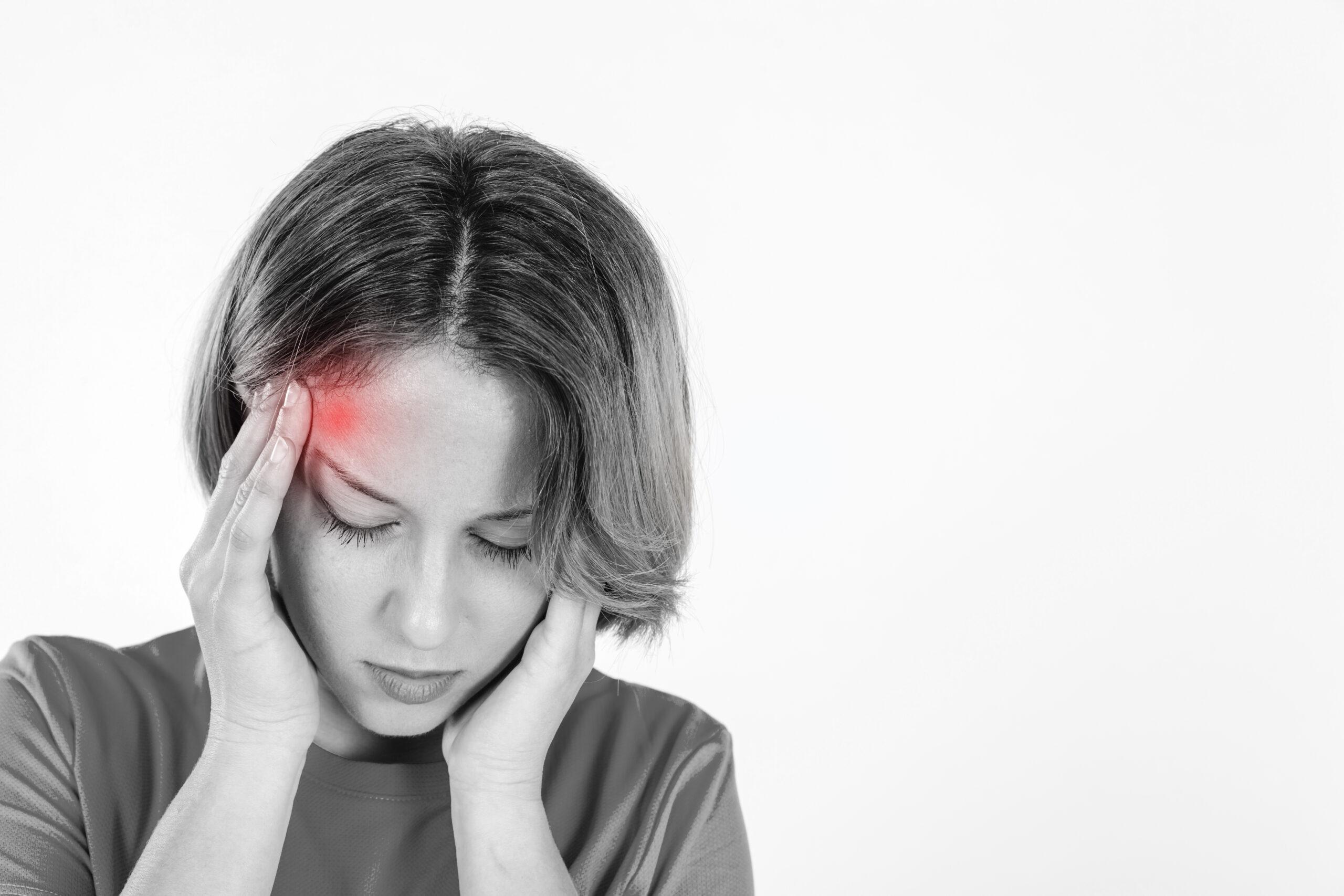 Центр здоров'я Solard - Ежедневные головные боли у молодой женщины - 37